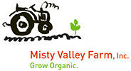 Grow Organic.